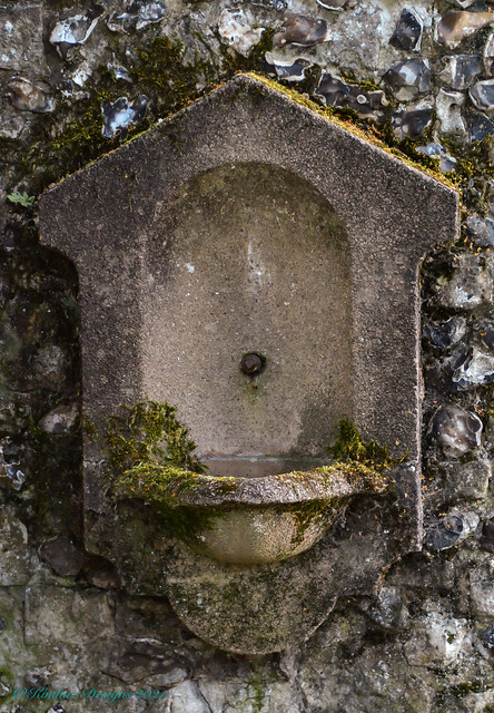 Winchester - Old Public Drinking Fountain