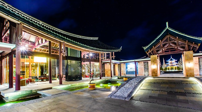 麗江悅榕莊 (2)