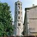 Uzès : la tour Fénestrelle