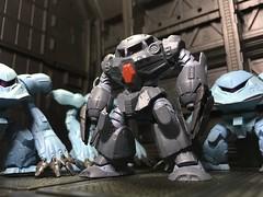 FW GUNDAM CONVERGE  Cyclops Squad (2)