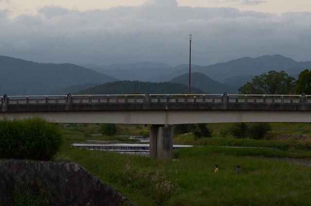 Kamogawa River / Kyoto
