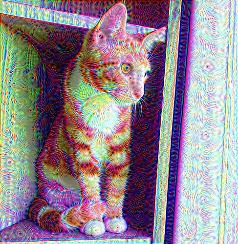 Biscuit DeepDream