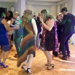 Dancing At The OLM Gala