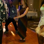 Dancing At The OLM Anniversary Party