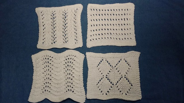 Beginning Lace Knit 1