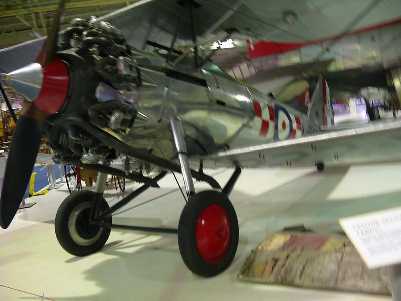 Μπρίστολ Μπουλντόγκ Mk.IIA