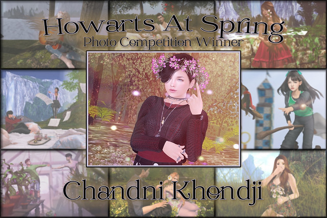 Congratulations to Our Spring Competition Winner!