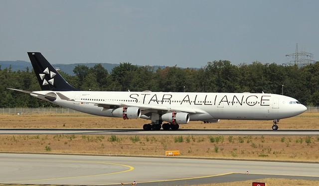 Lufthansa Cityline, D-AIGV,MSN 325,Airbus A340-313X, 07.07.2018,HAM-EDDH, Hamburg