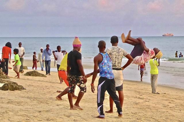 Beach salto, Stone Town Zanzibar, Tanzania