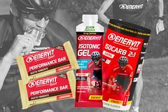 Enervit novinky: energetický gel, nápoj a tyčinka pro váš sportovní výkon