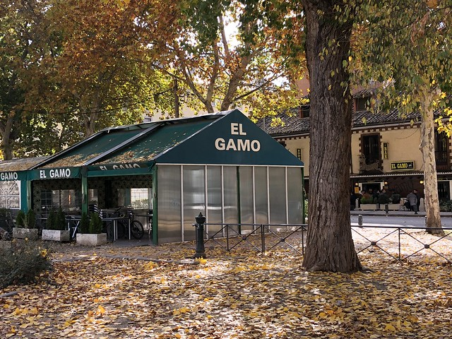 Restaurante El Gamo (El Pardo)