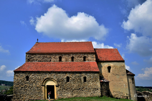 13_Iglesia de Cisnadioara