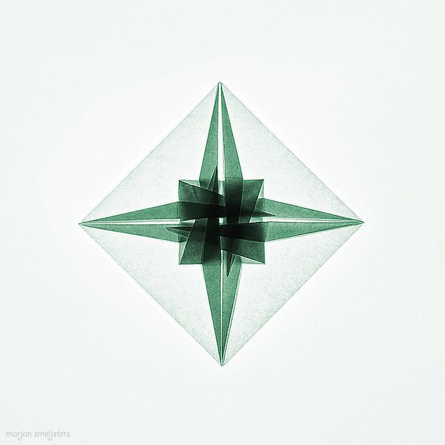 Origami Braided Paper (J.C.Nolan)