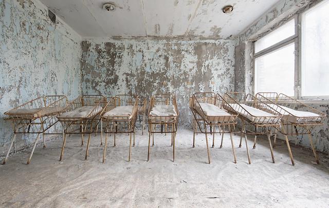 Pripyat City Hospital No. 126