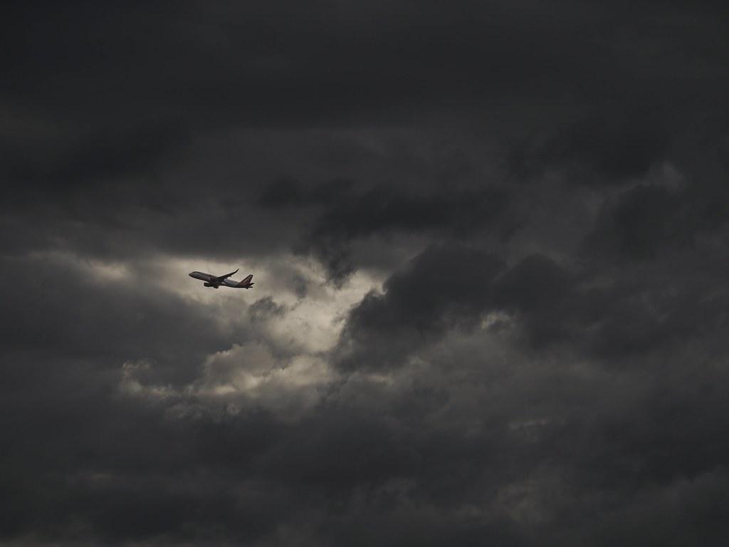 Turbulence zone
