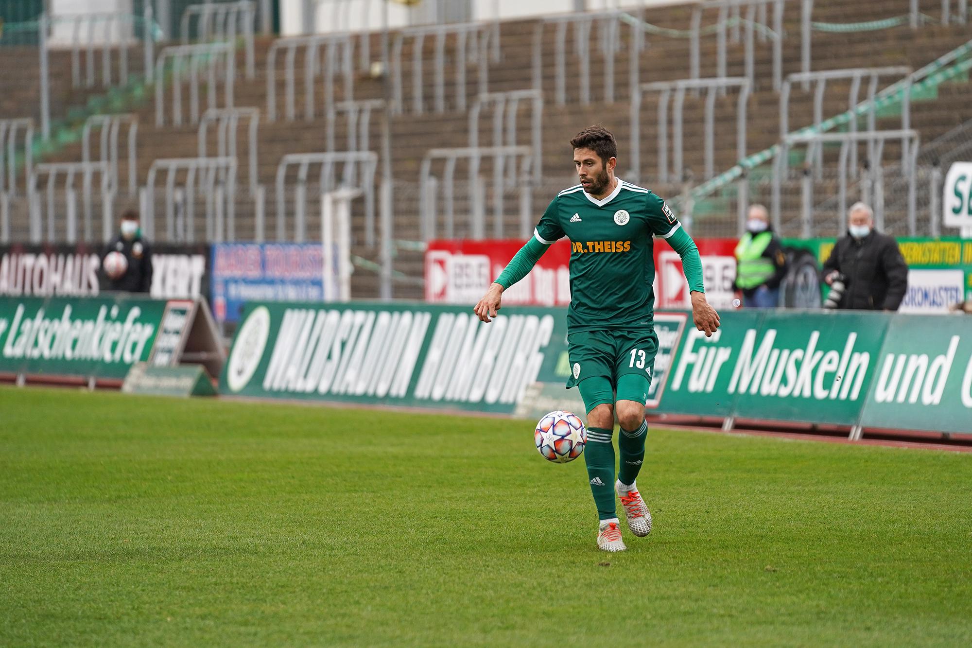 10.04.2021 | Saison 2020/21 | FC 08 Homburg | FC-Astoria Walldorf