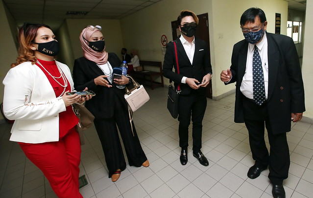 Kes Saman Fitnah Founder Esw Kepada Bekas Agent