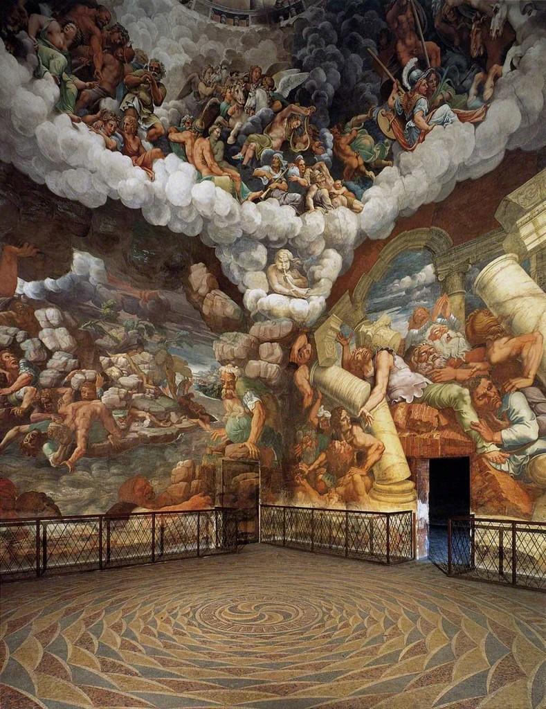 Sala de los Gigantes