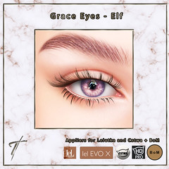 Tville - Grace Eyes *elf*