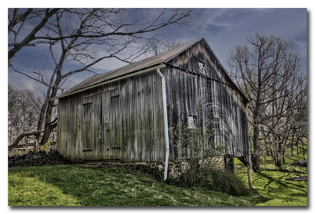 Pre Civil War Barn....