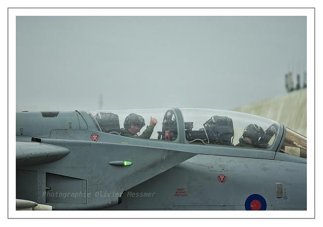 Panavia Tornado GR4 Royal Air Force