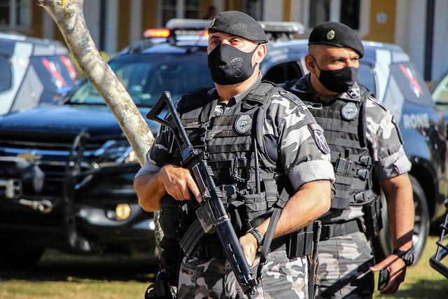 Operação PM Ponta Grossa