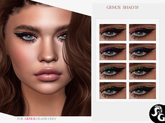 NEW GENUS Shadow 40% OFF Just TODAY