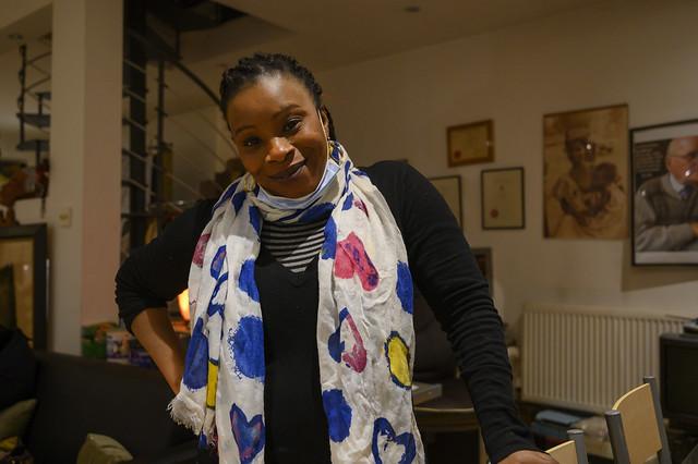 DSC_9836 Shoreditch Studio London Friends Reunion with Sopie from Côte d'Ivoire Out on the Town