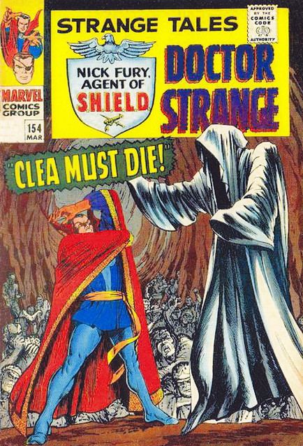 Strange Tales #154