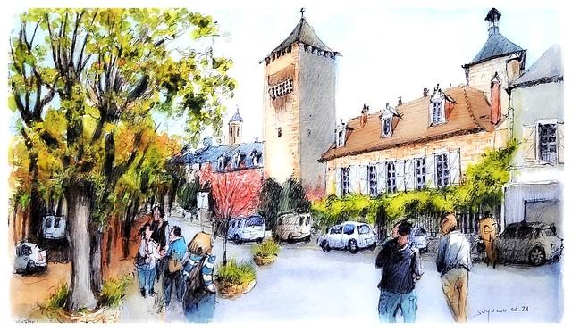 Martel - Occitanie - France
