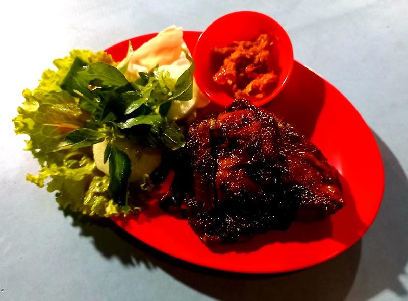 Ayam bakar Bebakaran Sentul 94 Jogja Cita Rasa Menggoyang Lidah