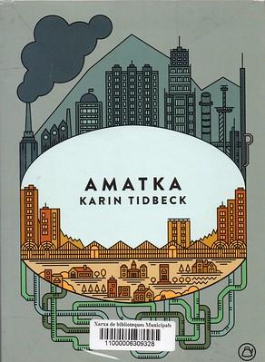 Karin Tidbeck, Amatka