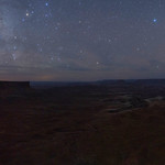 12. Aprill 2021 - 3:34 - Green River Pano