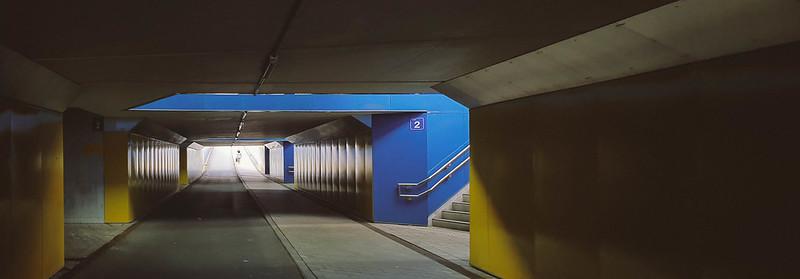 tunnel Drongen