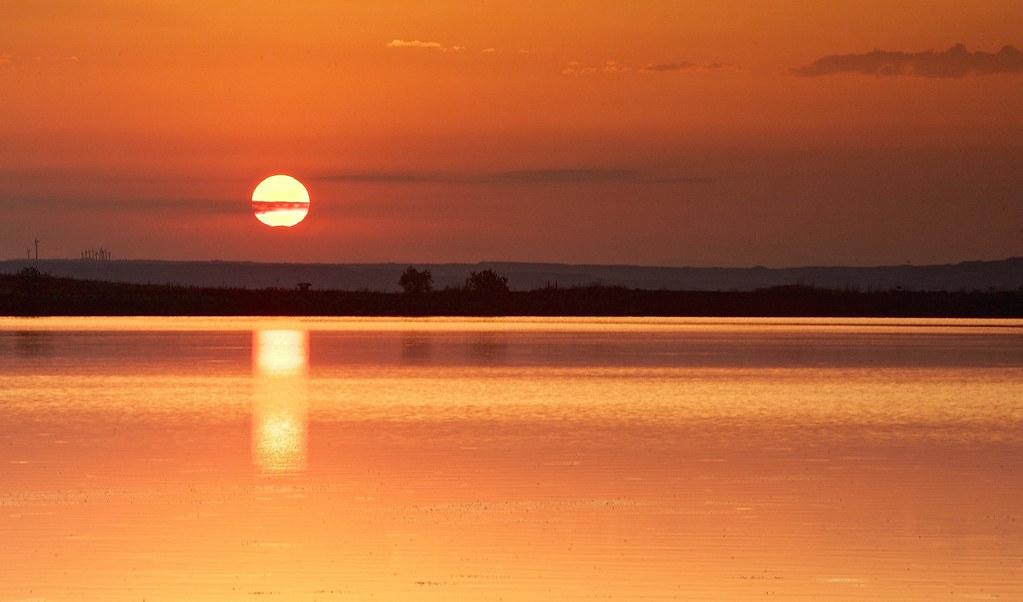 Calido amanecer