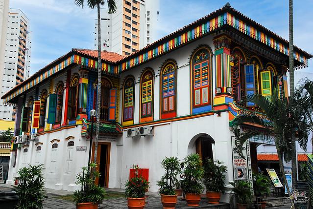 Conserved Building - Tan Teng Niah Villa