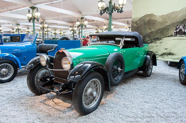 Bugatti Type 46 Cabriolet 3-Seater - 1930