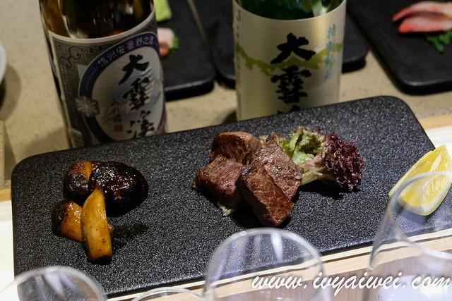 Ikeda Town sake (8)