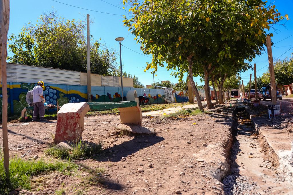 2021-04-13 Plaza Maturano- en obra-