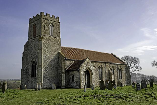 Corpusty St Peter, Norfolk