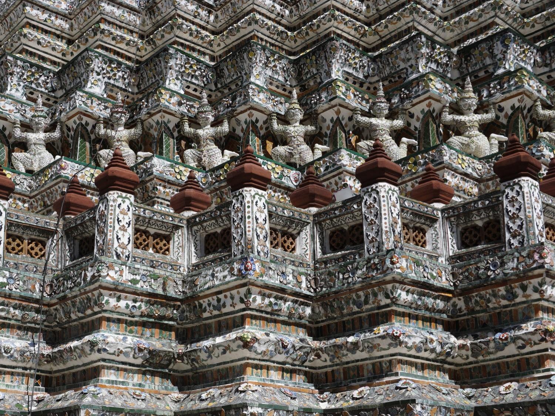 Wat Arun details