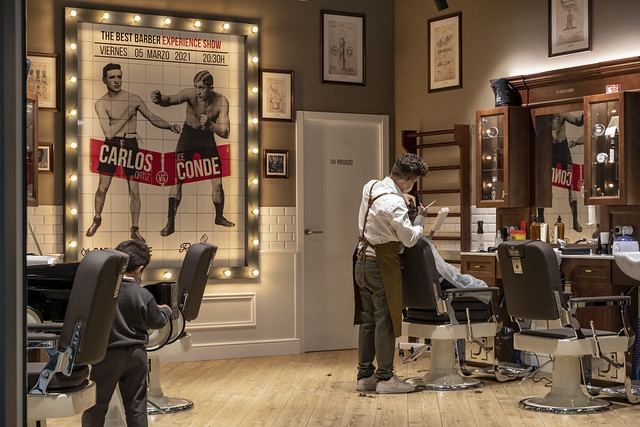 The best barber