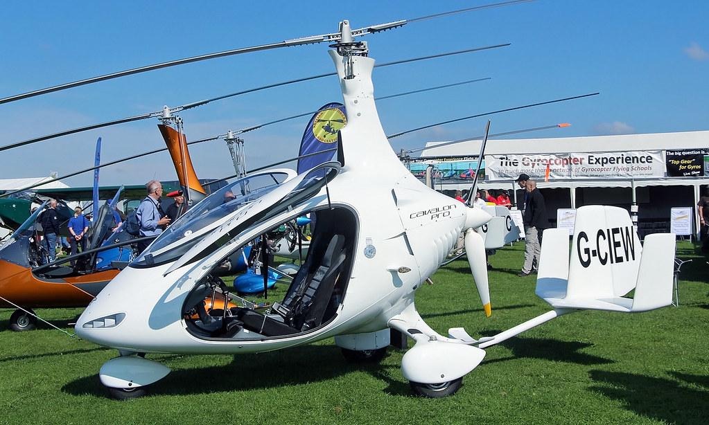 RotorSport UK Cavalon PRO G-CIEW [RSUK/CVLN/011]