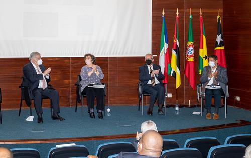 21.03. Ciclo de Debates - 1ª sessão - «Políticas da Língua Portuguesa: das estratégias globais às políticas nacionais»