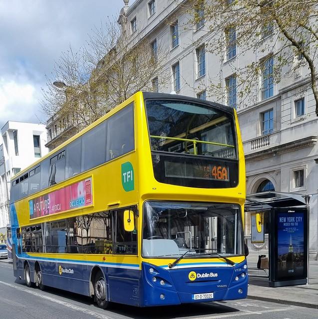 Dublin Bus VT 25