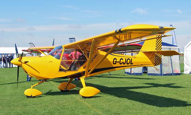 Aeropro EuroFox 3K G-CJOL [50416]
