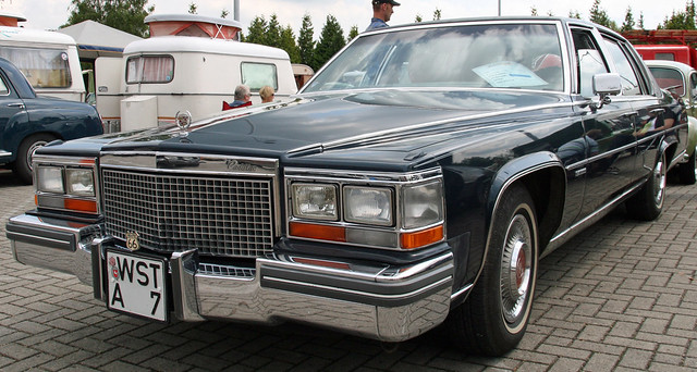 Caddy Fleetwood