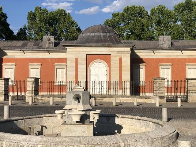 Fachada de la casita del Príncipe, uno de los lugares que ver en El Pardo