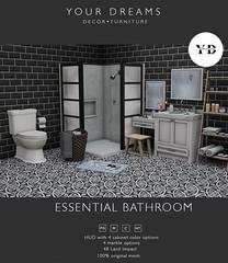 {YD}Essential Bathroom