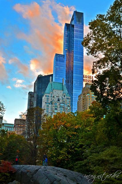 One57 & Central Park South View Manhattan New York City NY P00861 DSC_3542
